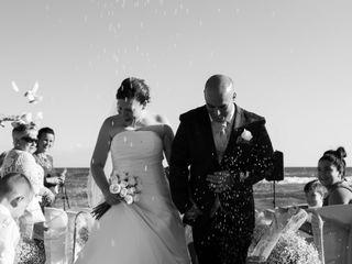 La boda de Carmen y Abel