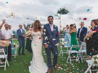 La boda de Maribel y Ünal