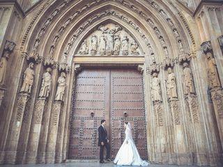 La boda de Emma y Miguel