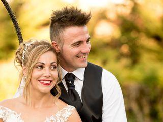 La boda de Yanire y Luis