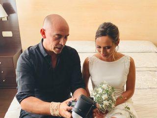 La boda de María  y Iban  1