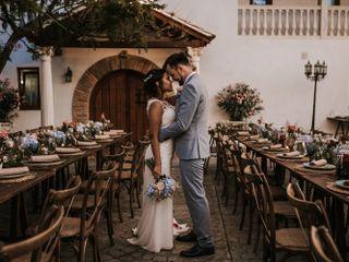 La boda de Ana y Max