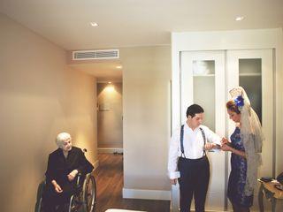 La boda de Sandra y Esteban 1