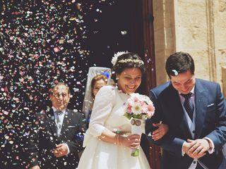 La boda de Sandra y Esteban