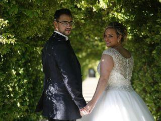 La boda de Natalia y Cinto 1