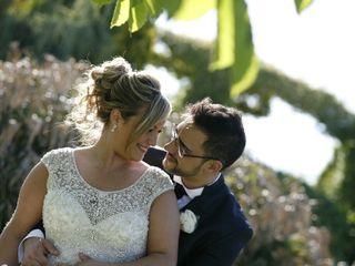 La boda de Natalia y Cinto
