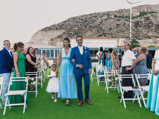 La boda de Ünal y Maribel en Alacant/alicante, Alicante 23
