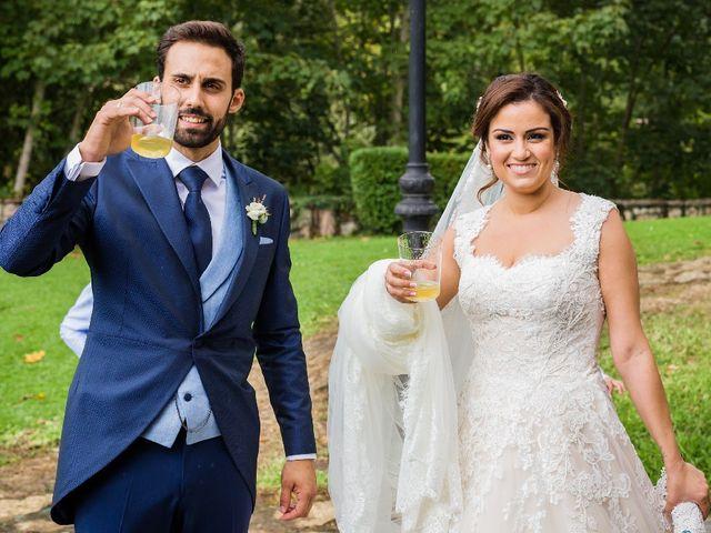 La boda de Ruben y Noelia en Cangas De Onis, Asturias 15