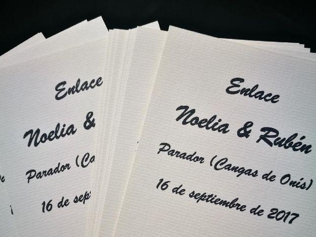 La boda de Ruben y Noelia en Cangas De Onis, Asturias 18