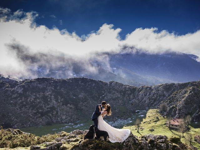 La boda de Ruben y Noelia en Cangas De Onis, Asturias 28