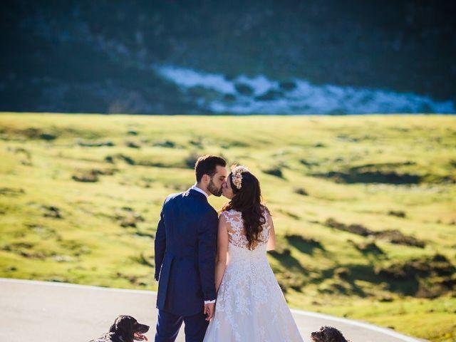 La boda de Ruben y Noelia en Cangas De Onis, Asturias 32