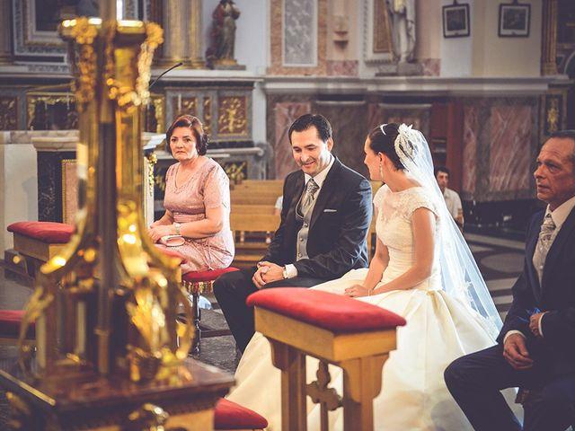 La boda de Miguel y Emma en Vilamarxant, Valencia 4