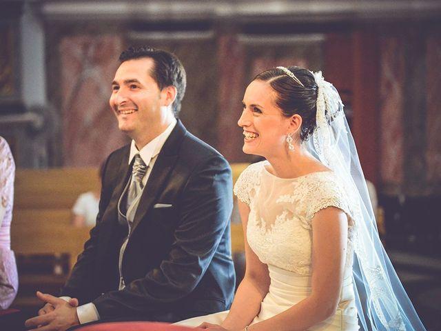 La boda de Miguel y Emma en Vilamarxant, Valencia 5