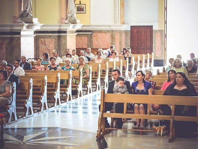La boda de Miguel y Emma en Vilamarxant, Valencia 7