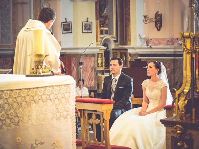 La boda de Miguel y Emma en Beniparrell, Valencia 8