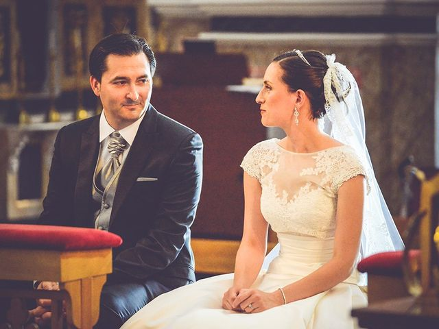 La boda de Miguel y Emma en Vilamarxant, Valencia 10