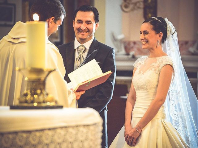 La boda de Miguel y Emma en Vilamarxant, Valencia 12