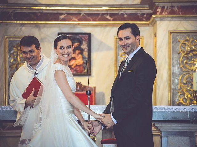La boda de Miguel y Emma en Vilamarxant, Valencia 16