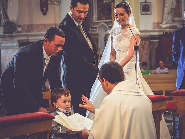 La boda de Miguel y Emma en Vilamarxant, Valencia 18