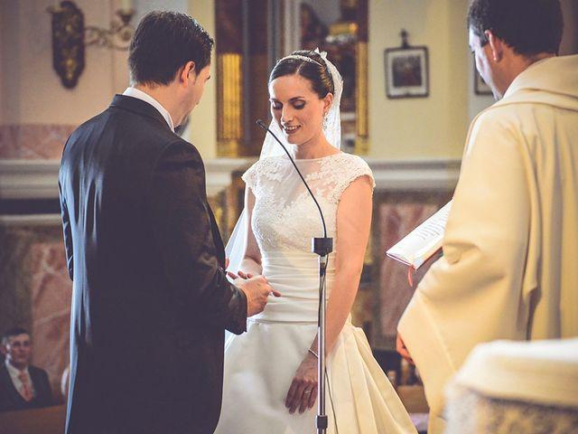 La boda de Miguel y Emma en Vilamarxant, Valencia 20