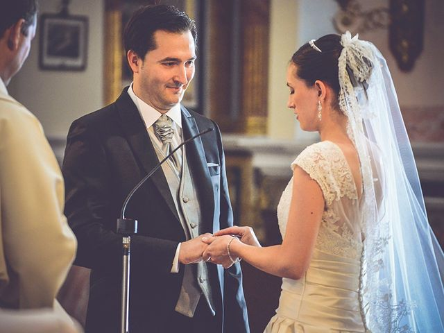 La boda de Miguel y Emma en Vilamarxant, Valencia 21