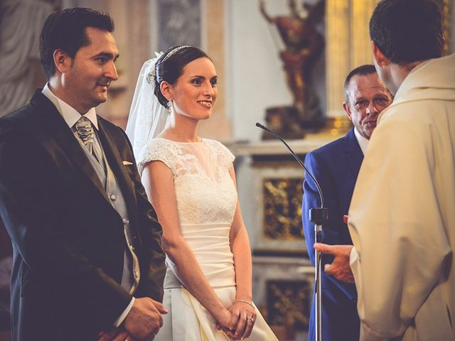 La boda de Miguel y Emma en Vilamarxant, Valencia 25