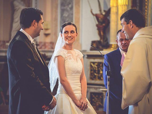 La boda de Miguel y Emma en Vilamarxant, Valencia 26