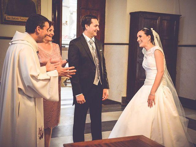 La boda de Miguel y Emma en Vilamarxant, Valencia 27