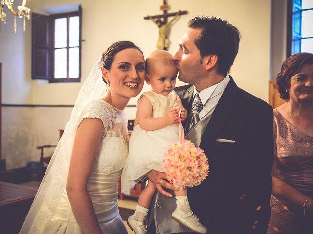 La boda de Miguel y Emma en Vilamarxant, Valencia 28