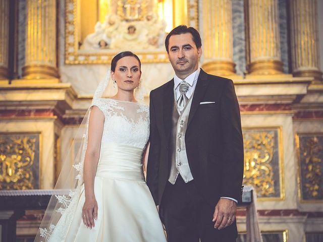 La boda de Miguel y Emma en Vilamarxant, Valencia 29
