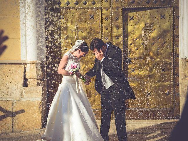 La boda de Miguel y Emma en Vilamarxant, Valencia 34