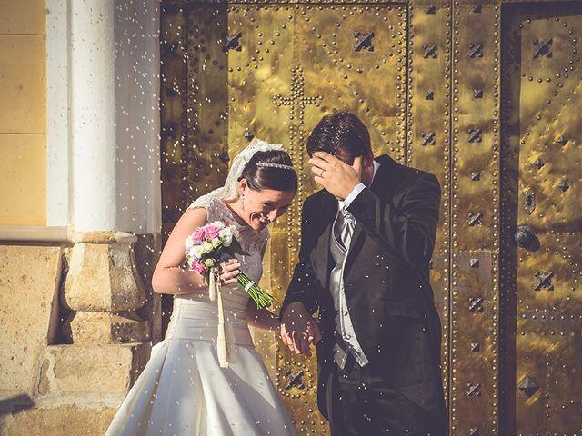 La boda de Miguel y Emma en Vilamarxant, Valencia 35