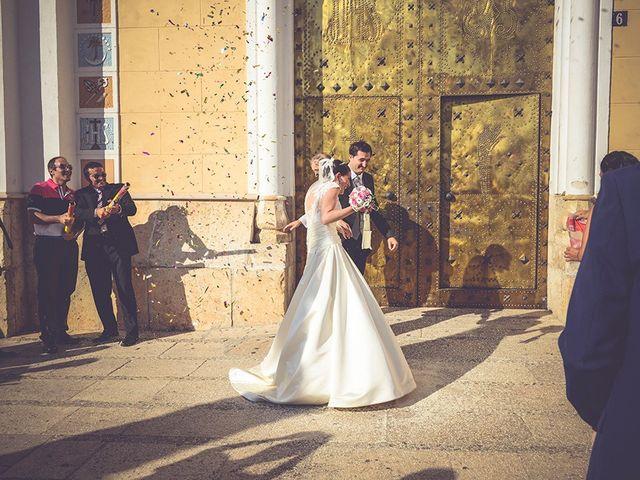 La boda de Miguel y Emma en Vilamarxant, Valencia 36
