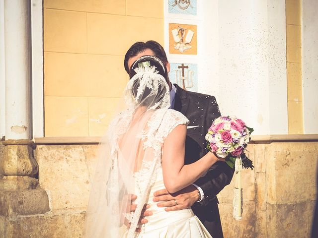 La boda de Miguel y Emma en Vilamarxant, Valencia 37