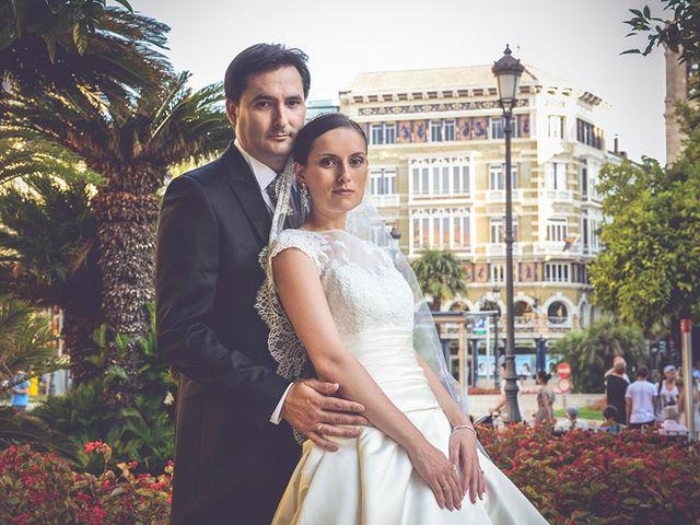 La boda de Miguel y Emma en Vilamarxant, Valencia 40