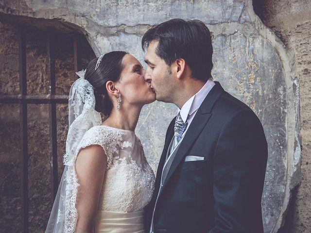 La boda de Miguel y Emma en Vilamarxant, Valencia 43