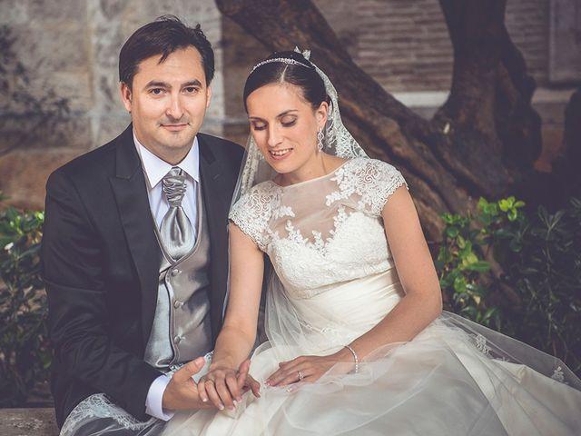 La boda de Miguel y Emma en Vilamarxant, Valencia 44