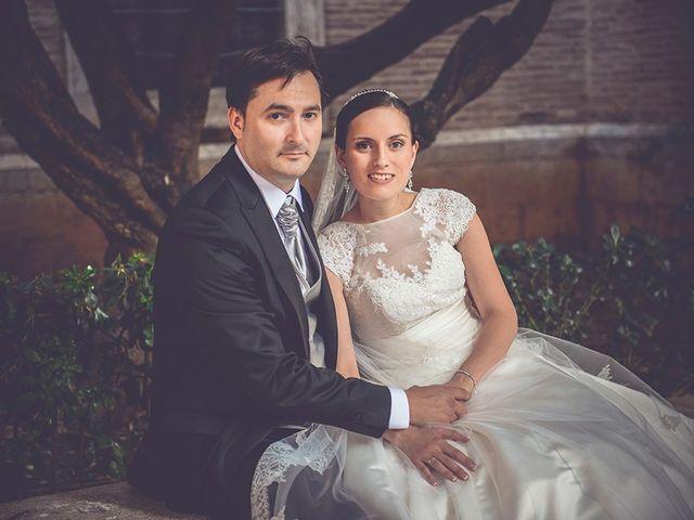 La boda de Miguel y Emma en Vilamarxant, Valencia 45