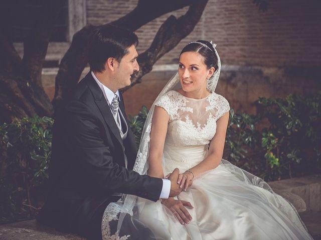 La boda de Miguel y Emma en Vilamarxant, Valencia 46
