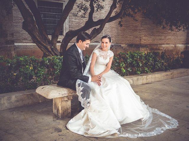 La boda de Miguel y Emma en Vilamarxant, Valencia 47