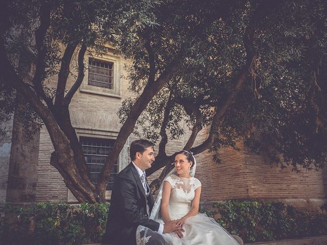 La boda de Miguel y Emma en Vilamarxant, Valencia 48