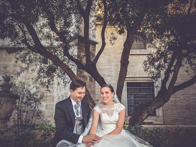 La boda de Miguel y Emma en Vilamarxant, Valencia 49