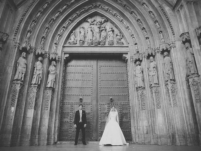 La boda de Miguel y Emma en Vilamarxant, Valencia 50