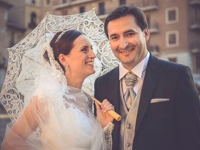 La boda de Miguel y Emma en Vilamarxant, Valencia 53