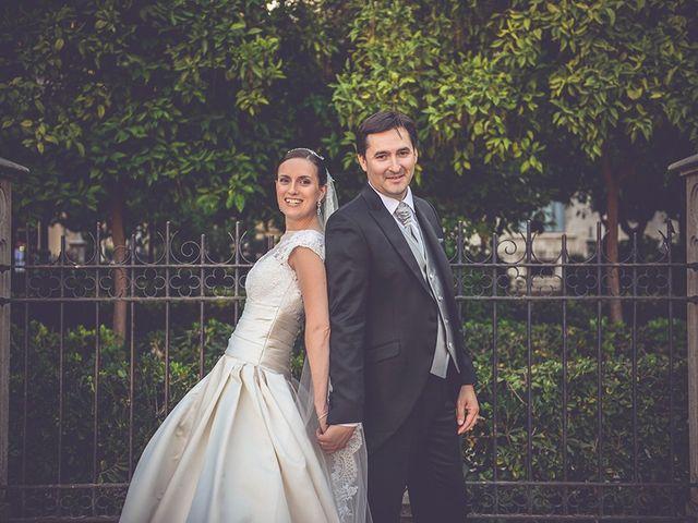 La boda de Miguel y Emma en Vilamarxant, Valencia 54