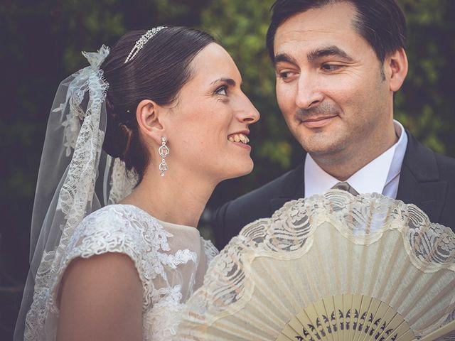 La boda de Miguel y Emma en Vilamarxant, Valencia 56