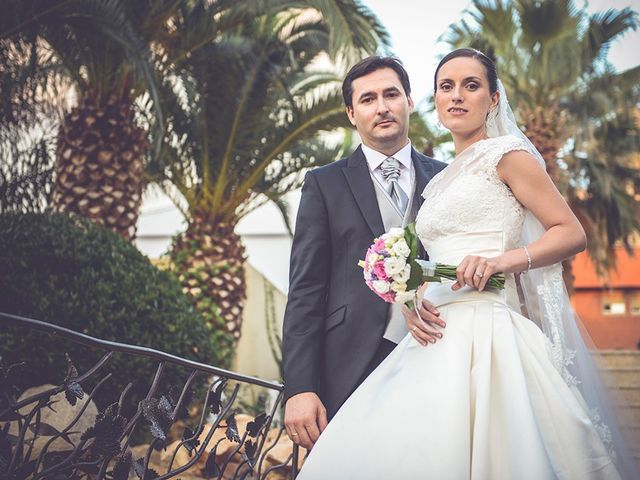 La boda de Miguel y Emma en Vilamarxant, Valencia 59