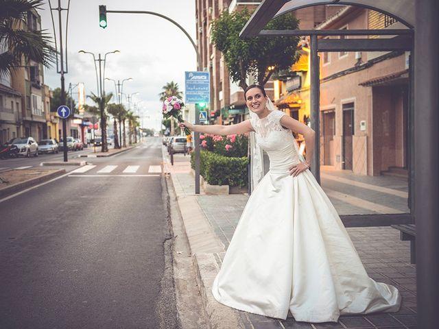 La boda de Miguel y Emma en Beniparrell, Valencia 62