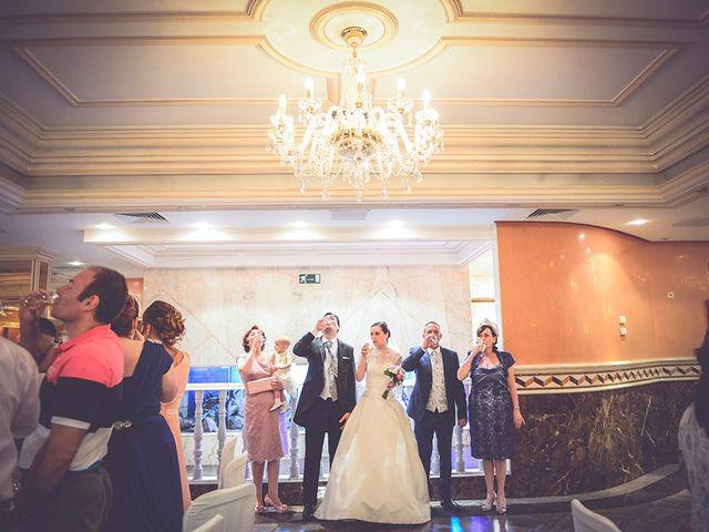 La boda de Miguel y Emma en Vilamarxant, Valencia 64
