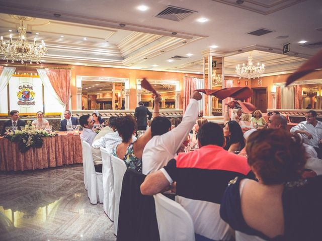 La boda de Miguel y Emma en Vilamarxant, Valencia 67